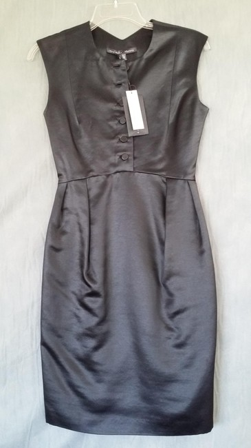 Preload https://item1.tradesy.com/images/theory-black-drace-above-knee-workoffice-dress-size-0-xs-363925-0-0.jpg?width=400&height=650