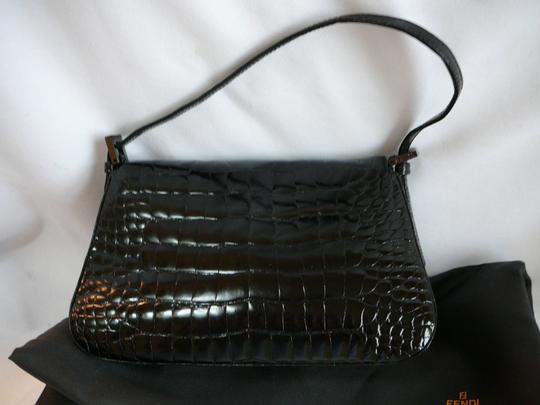 Fendi Alligator Chanel Alligator Gucci Alligator Prada Alligator Baguette