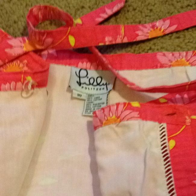 Lilly Pulitzer Skirt Pinks, Yellows, Oranges