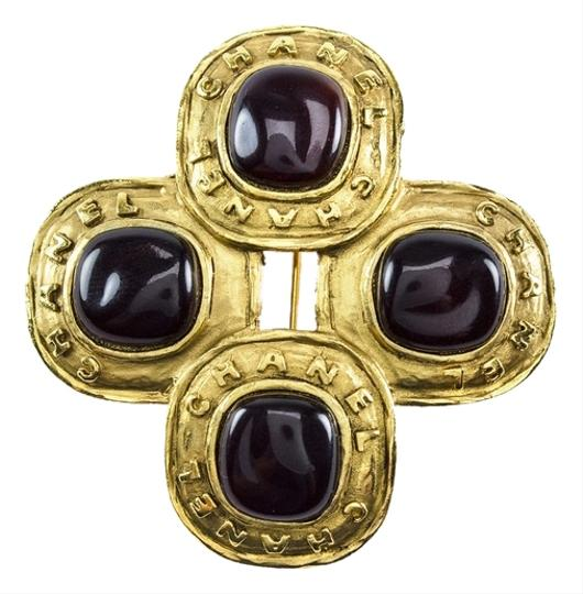 Chanel Chanel Season 26 Poured Glass Brooch