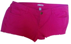 Bongo Mini/Short Shorts hot pink