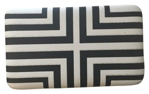Target Black And White Clutch