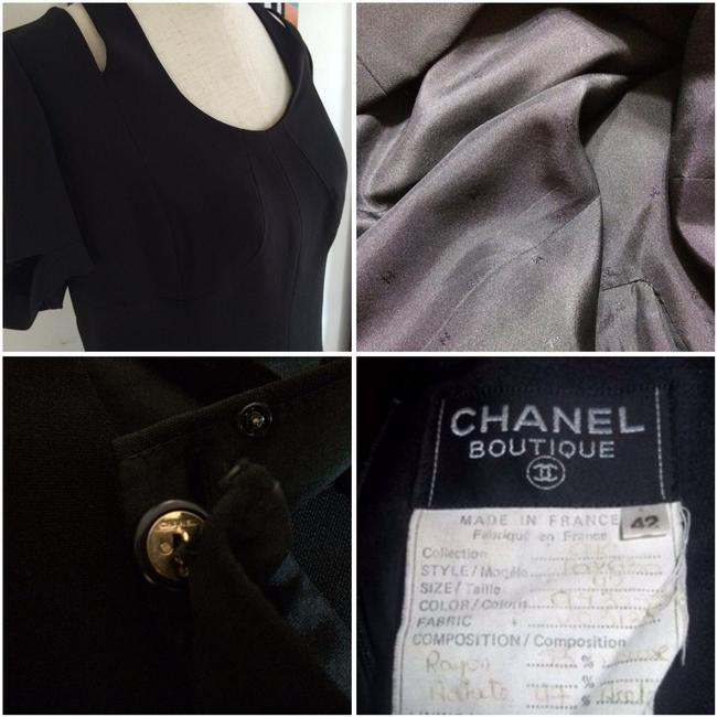 Chanel Designer Designer Clothing Made In France Vintage Dress