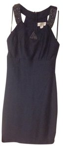 Jackie Jon short dress Navy Blue on Tradesy