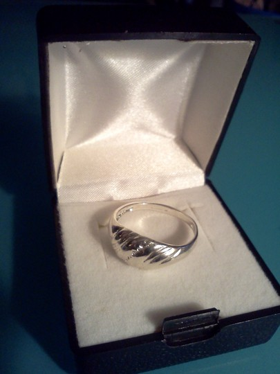 Other Silver plated fashion ring