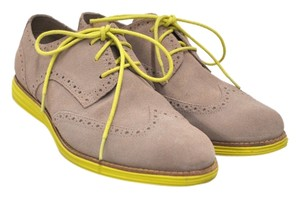 Cole Haan Oxfords maple sugar and lime light Flats