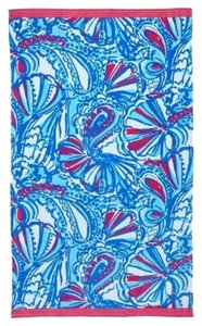 Lilly Pulitzer My Fans Towel