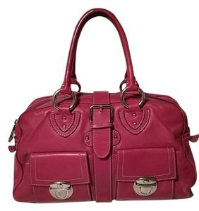 Marc by Marc Jacobs Satchel in Fuschia