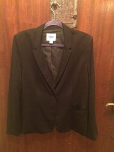 Old Navy Black Blazer