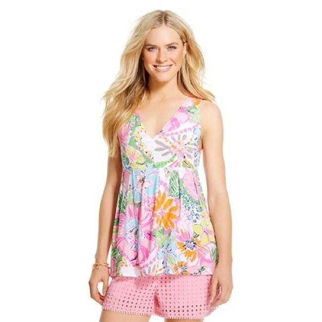 Lilly Pulitzer for Target Shorts pink Image 1