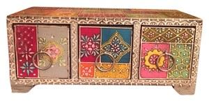 Multi-color Jewelry Box