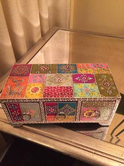 Other Multi-color Jewelry Box