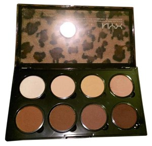 NYX Cosmetics NYX Contour & Highlighting Palette