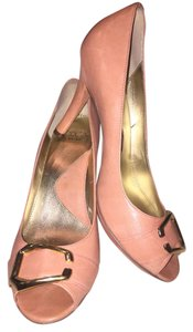 Circa Joan & David Peach Pumps