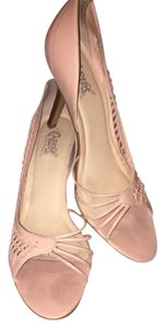 Carlos by Carlos Santana Light Pink Pumps