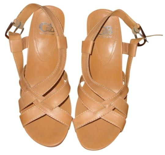 Gianni Bini Tan Sandals