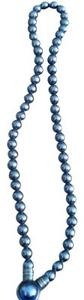Other Costume reversible faux pearl necklace