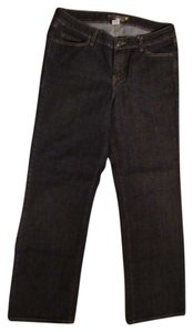 Venezia by Lane Bryant Boot Cut Jeans-Dark Rinse