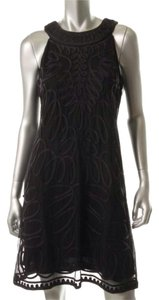 S.L. Fashions short dress Black on Tradesy