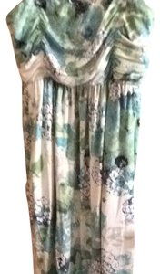 Soma Intimates short dress Multi On White on Tradesy