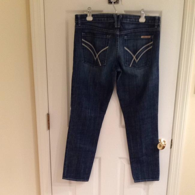 William Rast Capri/Cropped Denim-Medium Wash
