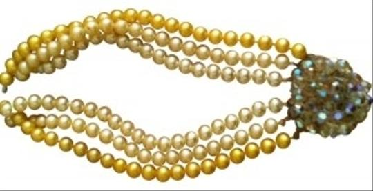 Preload https://item4.tradesy.com/images/yellow-unique-crystal-and-faux-pearl-necklace-36483-0-0.jpg?width=440&height=440