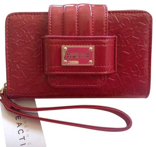 Item - Reaction Tech Device Wallet Red Wristlet
