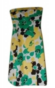 B. Smart short dress floral on Tradesy