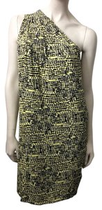 Diane von Furstenberg Drape One Pattern Dress