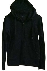 GapFit Black, Hoodie, Workout, Gap, Water Resistant
