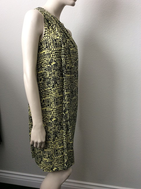 Diane von Furstenberg short dress Green One Shoulder Design Cute Fancy on Tradesy