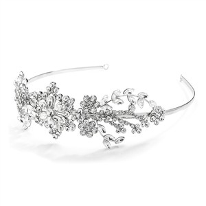 Preload https://item3.tradesy.com/images/mariell-silver-popular-crystal-headband-or-with-vintage-art-deco-floral-design-4008hb-tiara-3650167-0-0.jpg?width=440&height=440