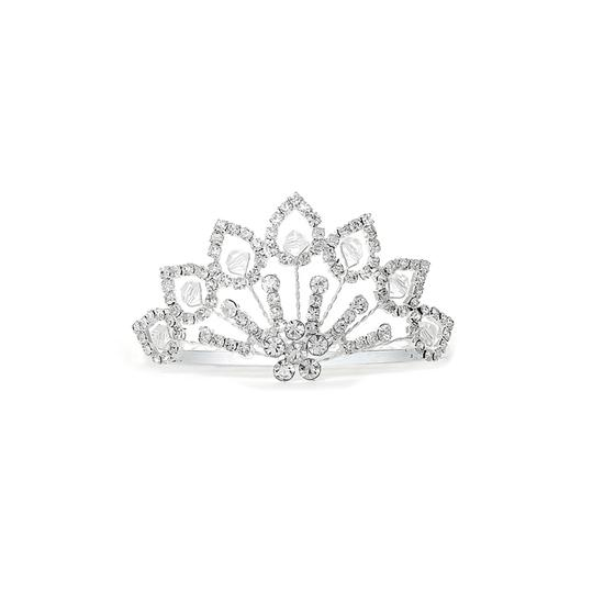 Preload https://item1.tradesy.com/images/mariell-silver-rhinestone-comb-with-crystal-beads-3412tc-tiara-3650305-0-0.jpg?width=440&height=440