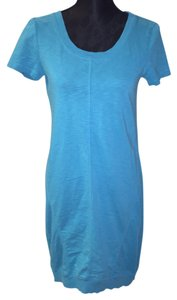 J. Jill short dress Aqua on Tradesy