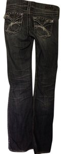 Silver Jeans Boot Cut Jeans-Dark Rinse