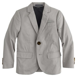 J.Crew Boys Ludlow Suit Jacket in Italian Chino size 7
