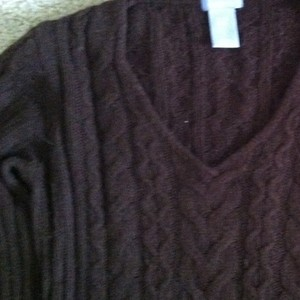 Gap Maternity GAP Maternity Sweater, Brown, Sz. Small