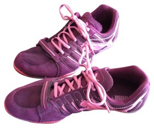Puma Burgundy And Pink Athletic