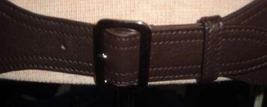 Saint Laurent Yves Saint Laurent Tuxedo Style Belt
