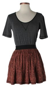 Vena Cava short dress gray on Tradesy