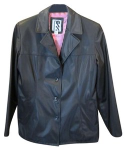 CS Signiture Rain Shine Black Jacket