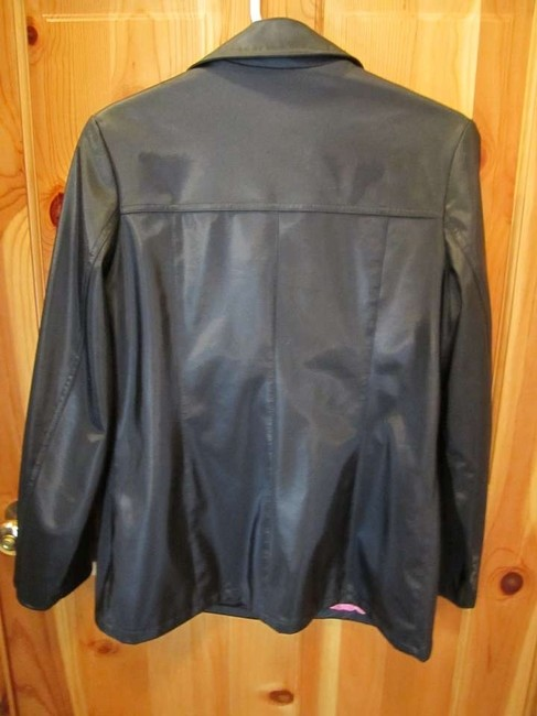 CS Signiture Rain Shine Blazer Black Jacket