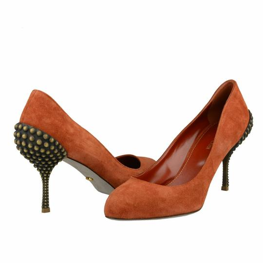 Sergio Rossi Brown Pumps Image 3