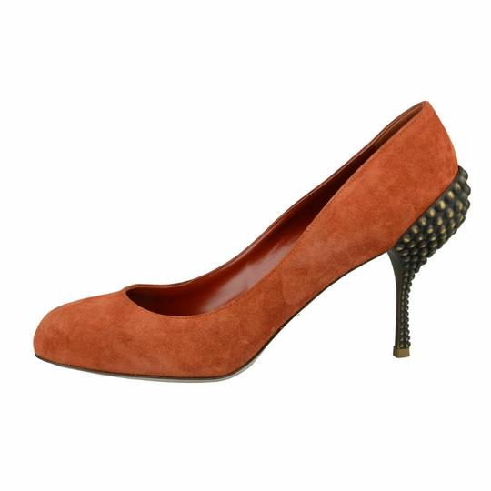 Sergio Rossi Brown Pumps Image 7
