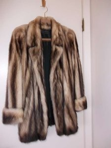 Revillon Furs Saks Fifth Ave Fur Coat