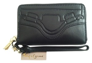 Foley + Corinna Foley + Corrina City Chatter Leather Wristlet