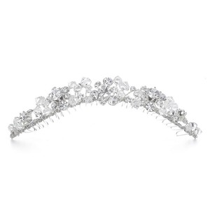 Mariell Swarovski Crystal Bridal Headpiece 3304tc