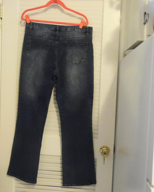 DG2 by Diane Gilman Boot Cut Jeans Image 3
