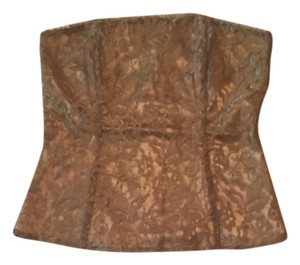 Express Metallic Top Bronze