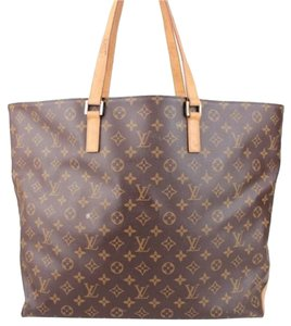 Louis Vuitton Cavas Alto Tote in Monogram Canvas